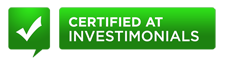Investimonials Certified Badge