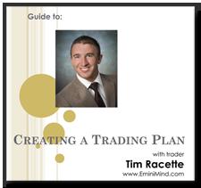 Tim's Trading Plan