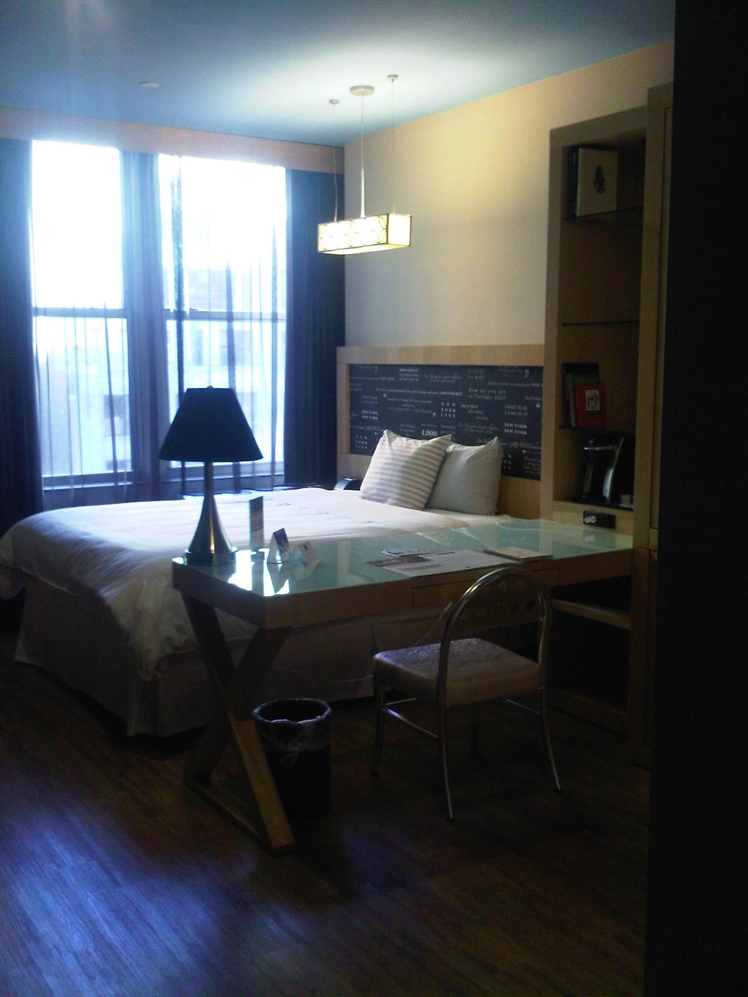 Tryp NY Hotel Room
