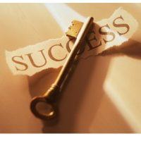 success-and-key