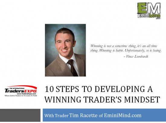 Winning Trader's Mindset Presentation