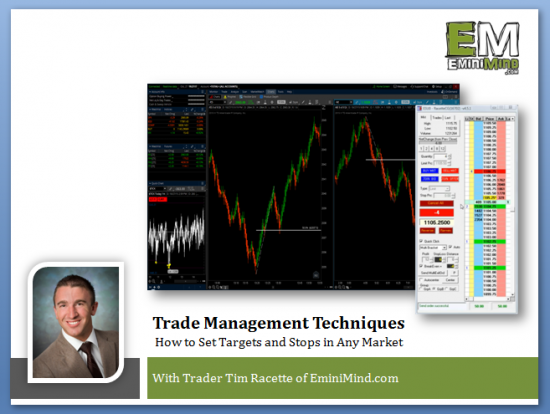 Trade Management Techniques How to Set Targets and Stops in Any Market